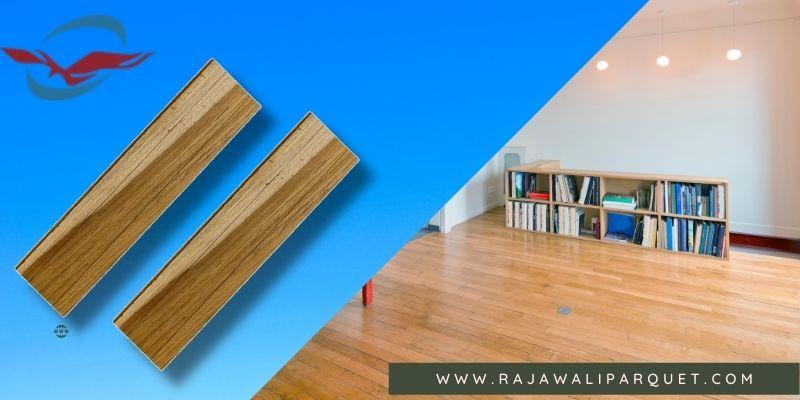 parket kayu solid untuk indoor