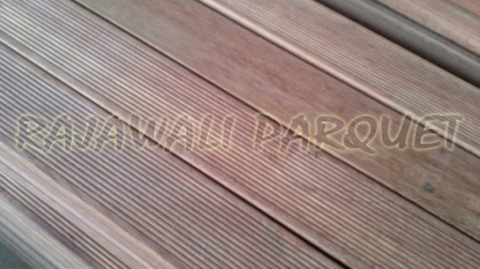 deking kayu harga