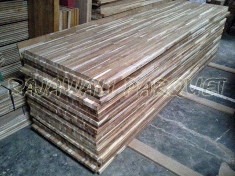 Papan kayu jati jenis FJL