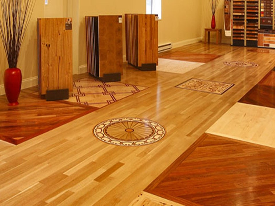 lantai kayu Gorontalo