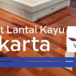 Lokasi lantai kayu Jakarta