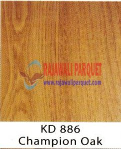 harga lantai kayu laminated KD 886