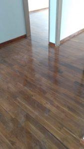 Pemasangan lantai kayu Cipete jakarta 8