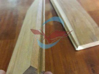 pemasangan lantai kayu Jati grade B kebayoran