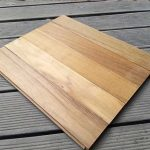 parket lantai kayu Jati grade A