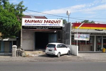 Rajawali Parquet Surabaya Komp