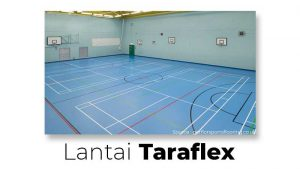 Lantai-Taraflex