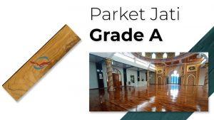 Parket-Jati-A