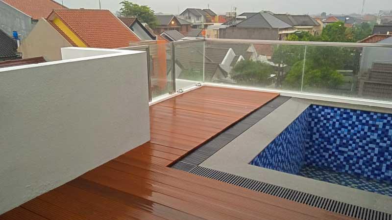 decking outdoor