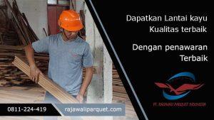 lantai kayu produk