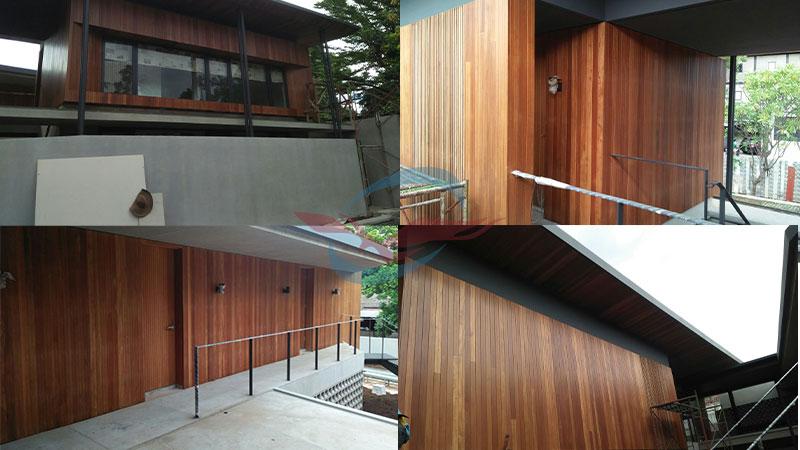 plafon kayu untuk dinding