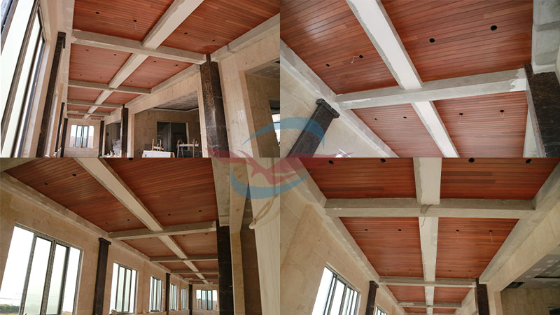 plafon kayu minimalis