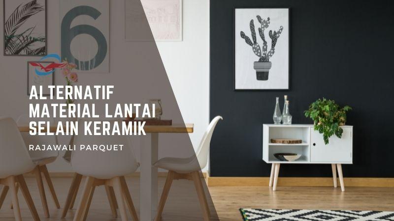 alternatif lantai keramik