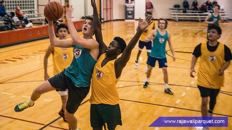 Peraturan pertandingan bola basket