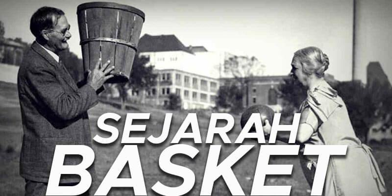 Sejarah awal mula permainan Bola basket