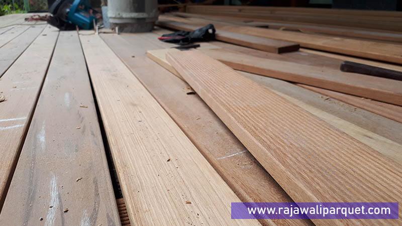 harga kayu bengkirai per m3